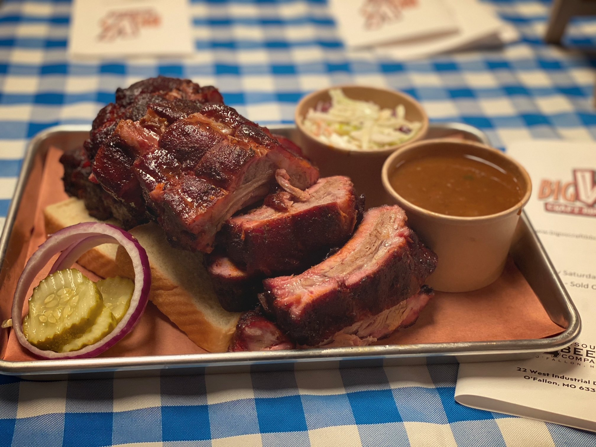 The best BBQ in St. Louis